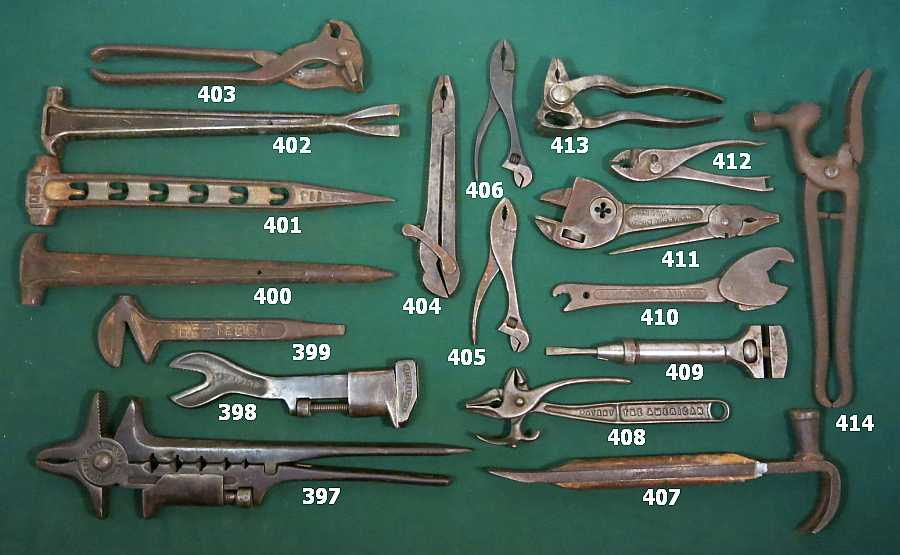 Antique horse shoeing equipment pictures of horses for Vintage horseshoes for sale