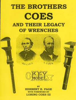 Page's Coes Book Cover